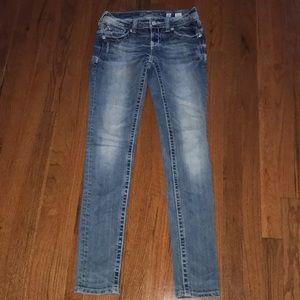 Miss Me Skinny Jeans Size 26